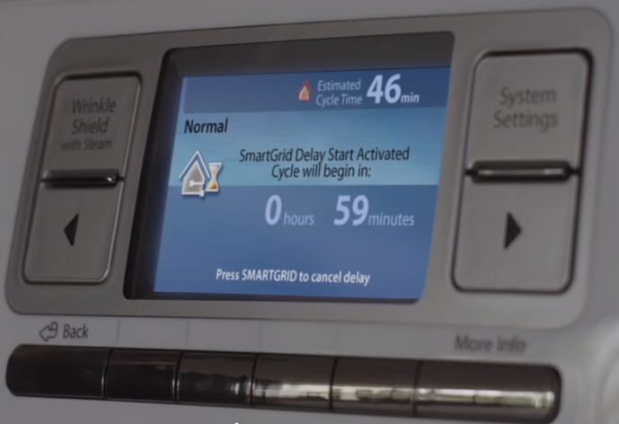 Smart grid appliance