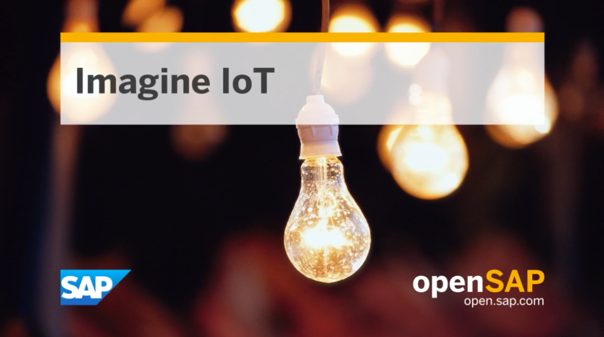 Free, open online course about the Internet of Things